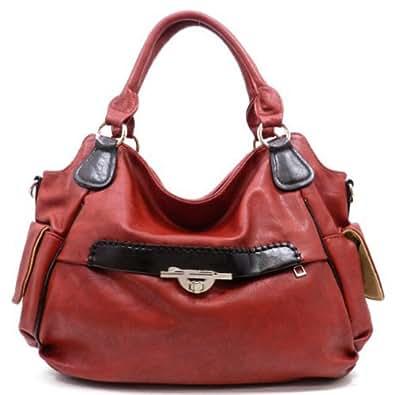 MyLux Handbag K0111 red