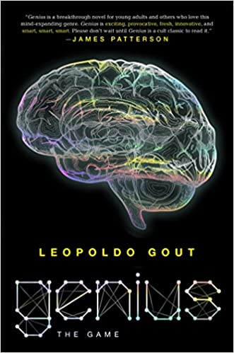 Book cover for Genius: The Game by Leopoldo Gout