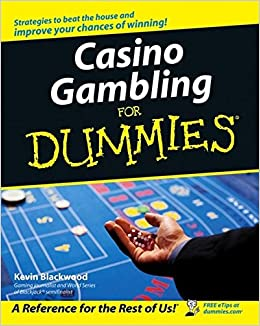Casino gambling for dummies why cant i stop gambling