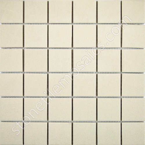 Grey Speckled Unglazed Porcelain Mosaic Square 2x2 Inch Porcelain Floor & Wall Tile (10 Pcs/10 Sq. Ft. Per Case, $1 Standard Shipping)