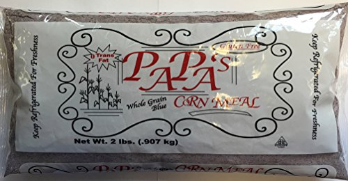 PAPA'S Blue Corn Meal by Papas