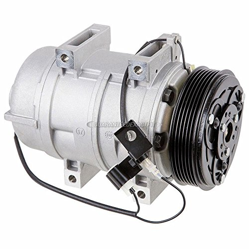 Volvo S80 A/c Compressor (New Premium Quality AC Compressor & A/C Clutch For Volvo S60 S80 V70 X/C XC70 - BuyAutoParts 60-01494NA New)