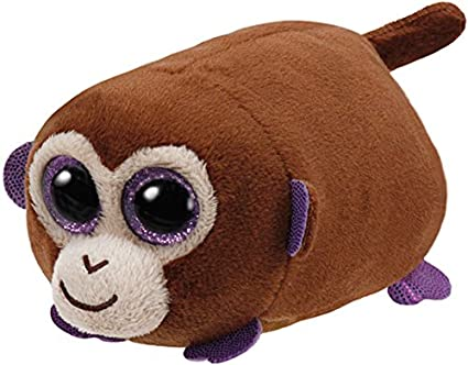 Image Unavailable. Image not available for. Color  Ty - Teeny PELUCHE Monkey cdd1633ac29a