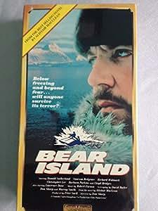 Bear Island [VHS]
