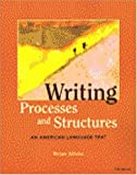 Writing Processes and Structures, Brian Altano, 0472089390