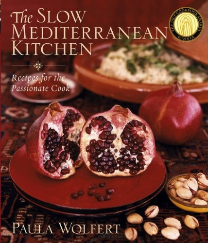 Books : The Slow Mediterranean Kitchen: Recipes for the Passionate Cook