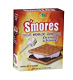 S'Mores Kit with Marshmallows, Graham Crackers and Chocolate