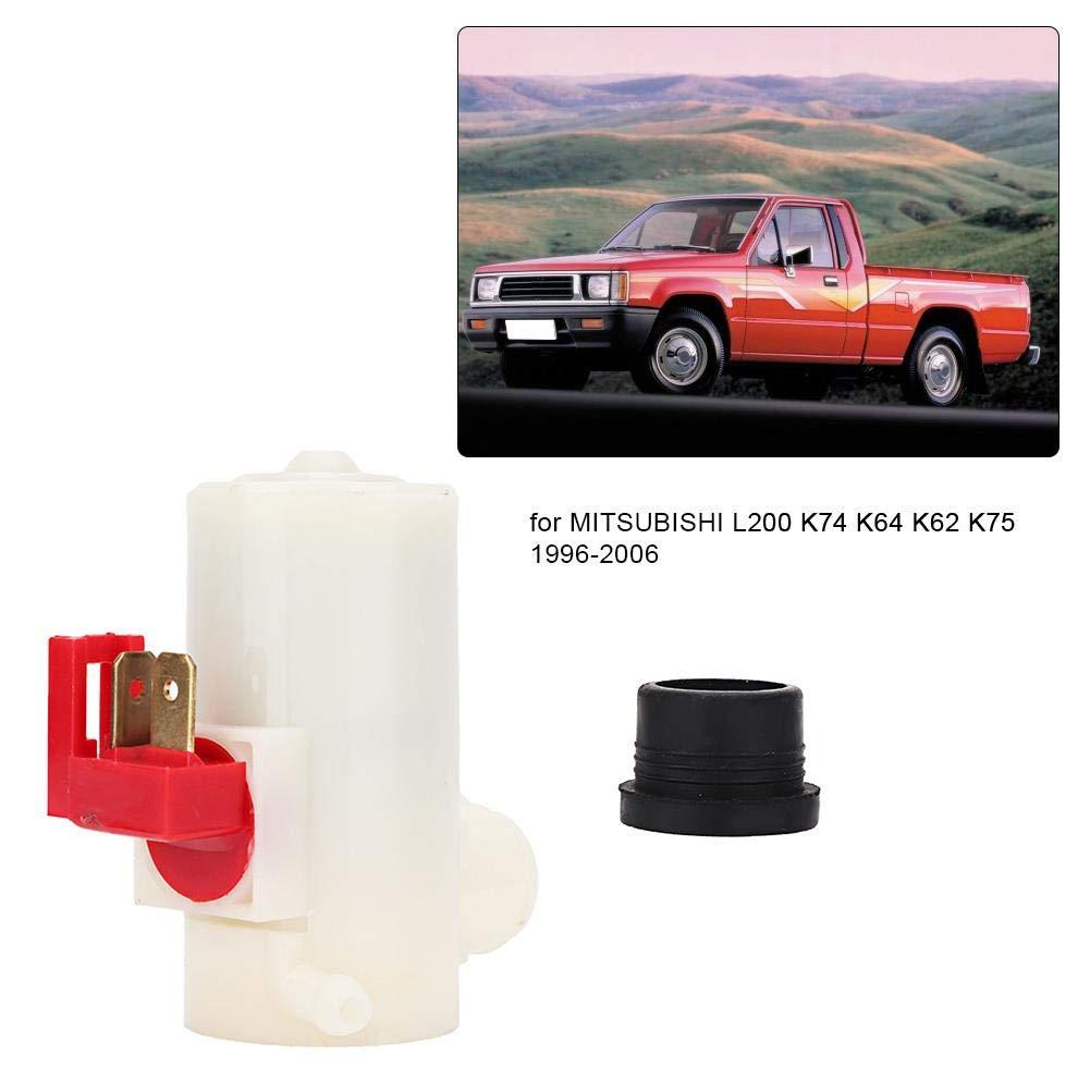 EBTOOLS Pompe de lave-glace pour Pare-brise avec joint D/étanch/éit/é pour L200 K74 K64 K62 96-06 MBITZ007302
