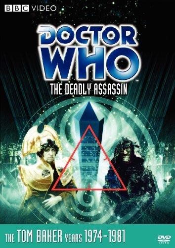 Doctor Who: Deadly Assassin - Episode 88 [DVD] [2009] [Region 1] [US Import] [NTSC] (The Deadly Assassin Doctor Who)