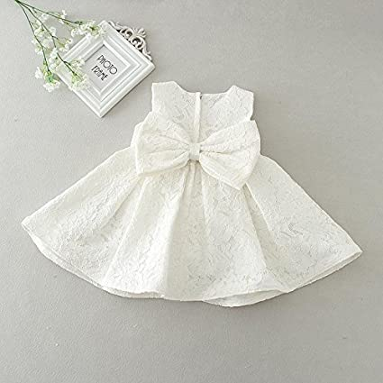2/colores de lentejuelas cintur/ón de encaje satinado Baby Girl 1er Cumplea/ños Vestido con cap/ó 1509 rosa rosa Talla:0-3 meses