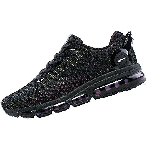 Air Chaussures Sport Respirantes Course à Pour Légères Black De De Hommes Chaussures xvrwZxR