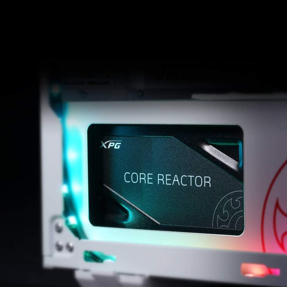 COREREACTOR650G-BKCUS XPG CORE Reactor 650Watt 80 Plus Gold ...