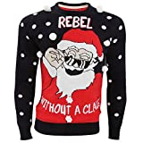 Strickpullover Rebel Without A Claus