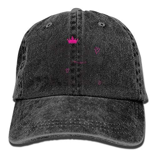 DEFFWB Hat Q October Denim Skull Cap Cowboy Cowgirl Sport Hats for Men Women