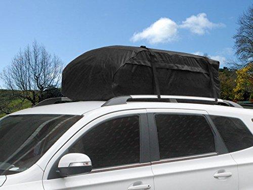 TekBox auto tetto Bag Cargo Top Box 458/L XL acqua resistenza van Storage morbido