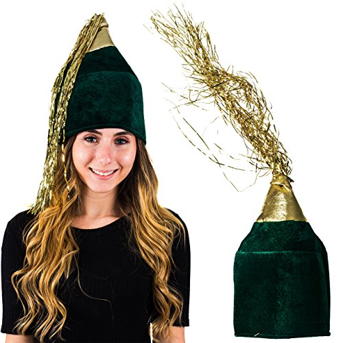 269151014b2 6 Assorted Dress Up Costume   Party Hats by Funny Party Hats (6 Adult  Costume