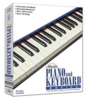 eMedia Piano and Keyboard Basics [Old Version]