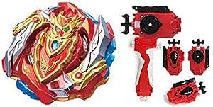 Beyblade Burst B-129 Cho-Z Achilles.00DM Balance Starter Bey Set Battling Tops Spinning Top Toy Boys Gifts(combination3)