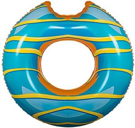 Eurowebb Flotador Hinchable XXL en Forma de Donut–Flotador Gigante Enorme para la Mar y Piscina