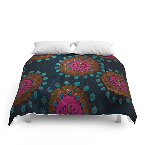 Society6 Thai Sunrise Comforters Queen: 88'' x 88'' by Society6