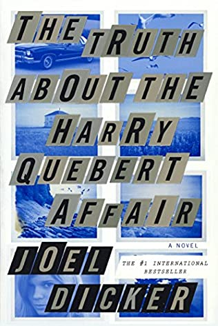 book cover of The Truth About the Harry Quebert Affair