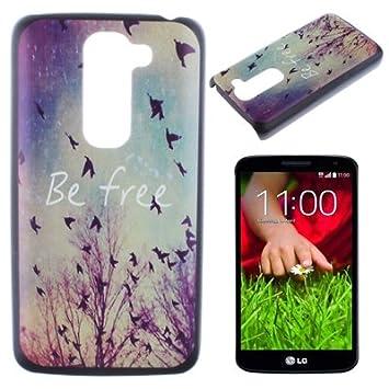 Voguecase Funda Carcasa Duro Tapa Case Cover Para LG G2 mini ...