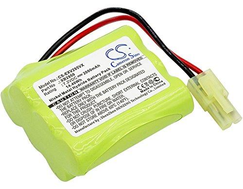 shark replacement battery xb2950 - 8