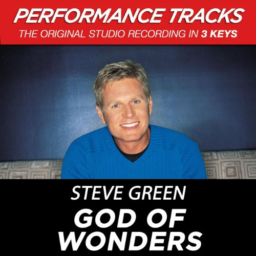 God of Wonders (Performance Tr...