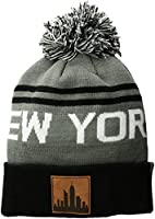 Cirque Mountain Apparel NYC Beanie, Multi, Unisex Adult