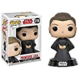 Funko POP! Star Wars: The Last Jedi - Princess Leia - Collectible Figure
