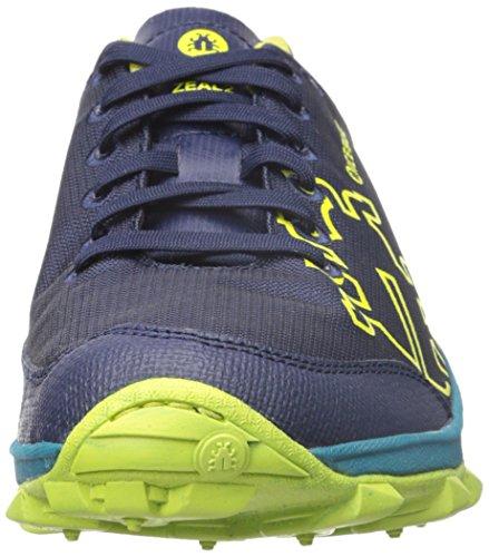 Icebug - Zapatillas para deportes de exterior de Material Sintético para hombre Multicolor Eclipse - Deep Ocean