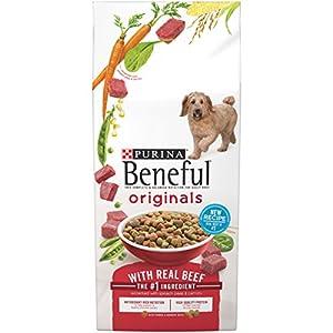 Purina Beneful Originals With Real Beef Dry Dog Food - 15.5 lb. Bag