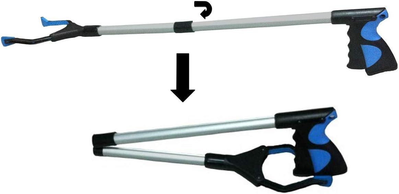 PINASE Pince de ramassage Pliable Durable en Alliage daluminium