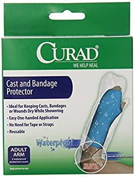 Medline Protector Cast Curad Adult Arm, 6 Count