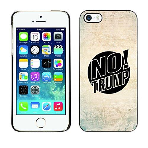 Print Motif Coque de protection Case Cover // Q04160509 Plus de trump rustic canvas // Apple iPhone 5 5S 5G