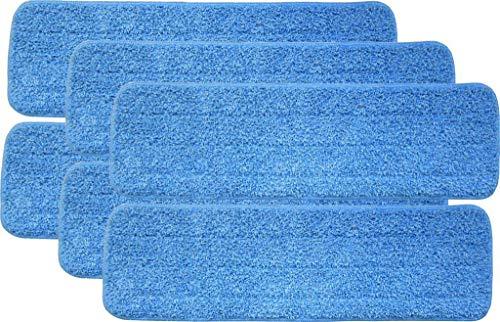 Head Pad - Homee Microfiber Mop Pads 18