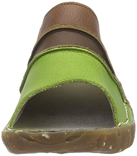 El Naturalista Donna Sandalo Scorrevole Nc91 Yggdrasil Verde Sandalo