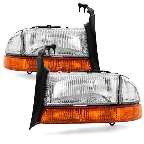 02 dodge dakota headlights - 9