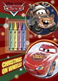 Christmas on Wheels! (Disney/Pixar Cars), RH Disney, 0736428682