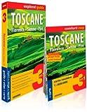 TOSCANE - FLORENCE SIENNE PISE (EXPLORE! GUIDE 3en1)