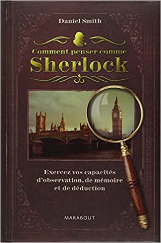 comment penser comme sherlock telecharger livres bd comics mangas magazines. Black Bedroom Furniture Sets. Home Design Ideas