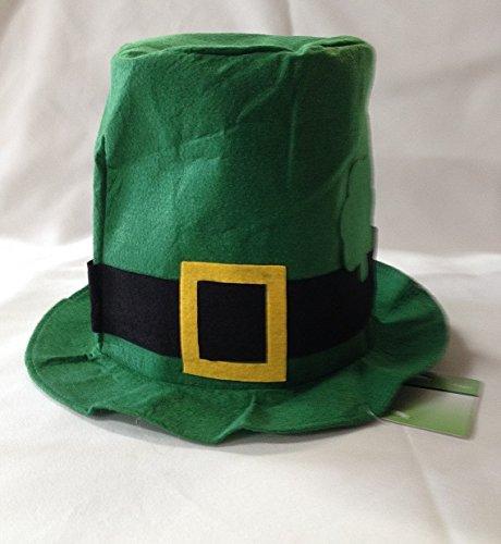 St Pa (Black Stove Pipe Hat)