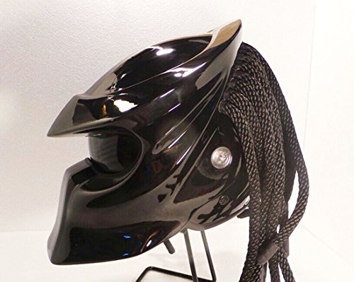 Amazon.com: Alien Helmet, Predator Helmet, Motorcycle Helmet - costume (Handmade) - Thailand : PDT1005BK: Sports & Outdoors
