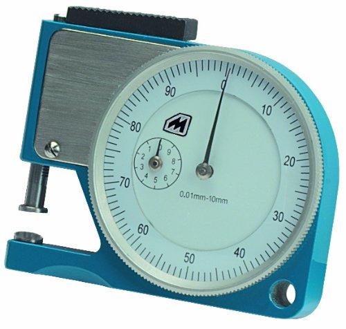 Metrica 43031 MEDIDOR ESPESORES 0-12 0, 01 mm