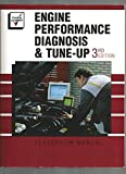 img - for Engine Performance Diagnosis & Tune-Up 3rd Edition Classroom Manual book / textbook / text book