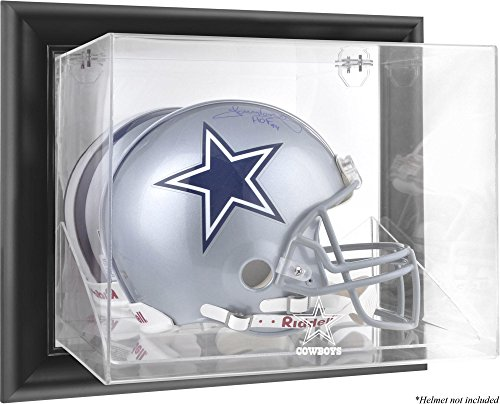 Mounted Memories Dallas Cowboys Wall Mounted Helmet Display - Dallas Cowboys One Size ()