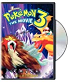 Pokemon Movie 3: Spell of the Unknown (Full Screen) (Sous-titres français) [Import]