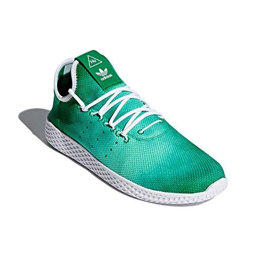 HU Blu Green e Verde DA9618 Tennis adidas Pharrell Ftwr Sneaker Williams Originals White DA9619 2018 xYqIYaX