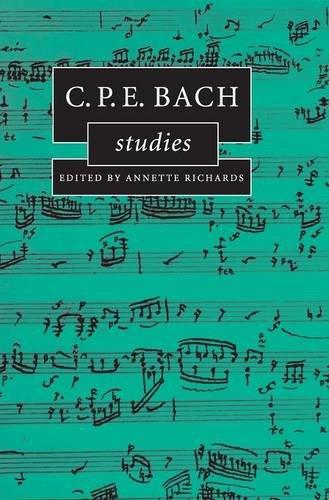 C.P.E. Bach Studies (Cambridge Composer Studies) by Brand: Cambridge University Press