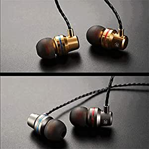 DM1 Auriculares intrauditivos Auriculares para Juegos DJ ...